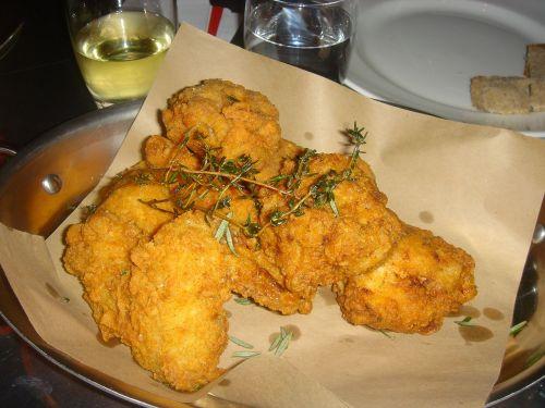 Ad hoc chicken