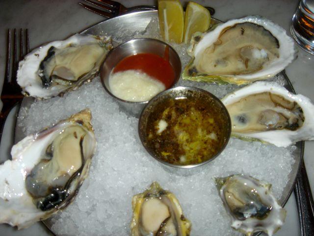 ... Bay – large size, low salt, sweet, buttery, briny, melon finish Oyster Eating Salt