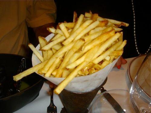 bouchon-frites