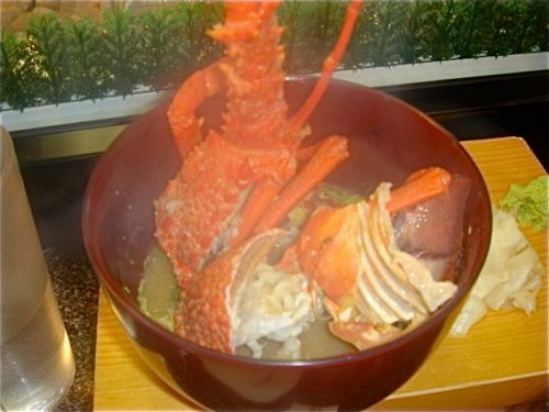 lobster-with-broth