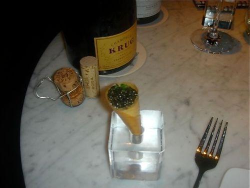 caviar-cone