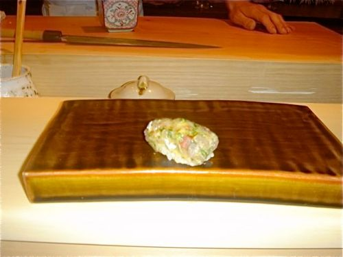 mackerel-chopped-up