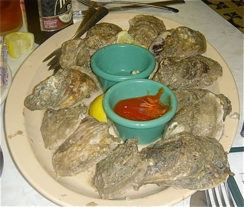 oyster-damage