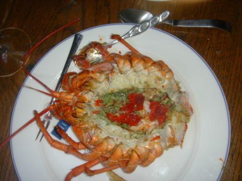 lobster-roe