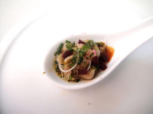 hamachi - Spago