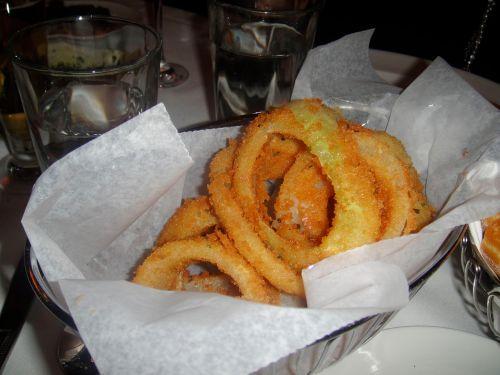 onion rings - capital