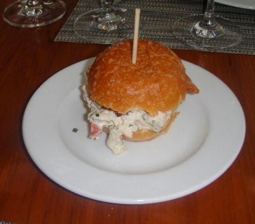 lobsster roll