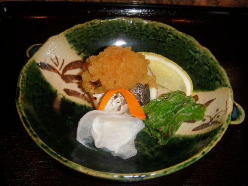 Takao grilled fish