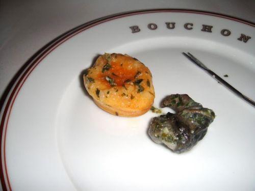 Bouchon snails 1