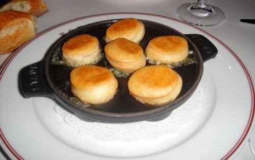 Bouchon snails