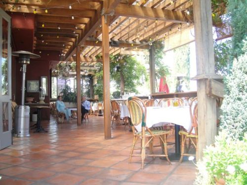 DG patio
