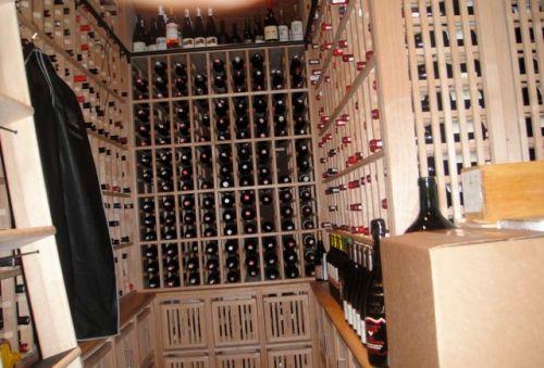 extra wine storage