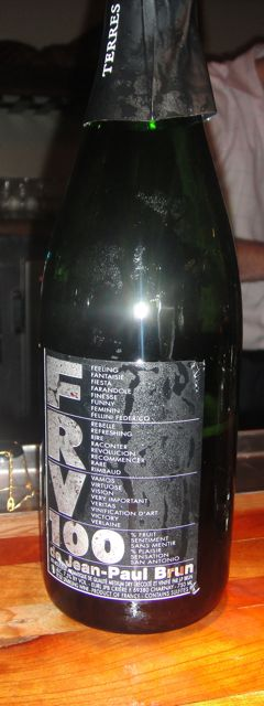FRV - wine BB