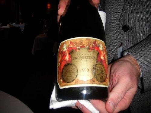 M- BYO champagne