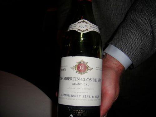 M- BYO RED wine