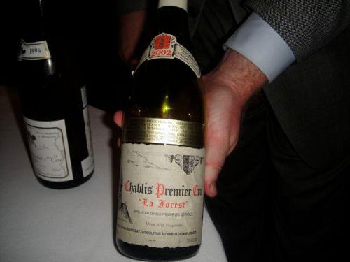 M- BYO white wine