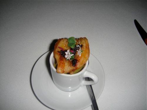 M - foie gras