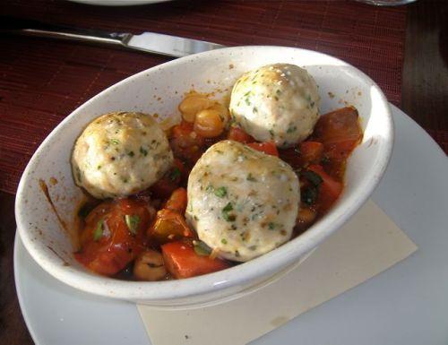 Riva - meatballs