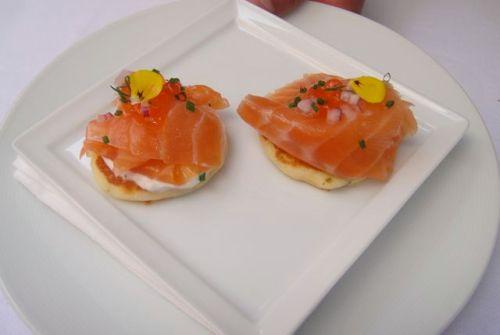 spago salmon