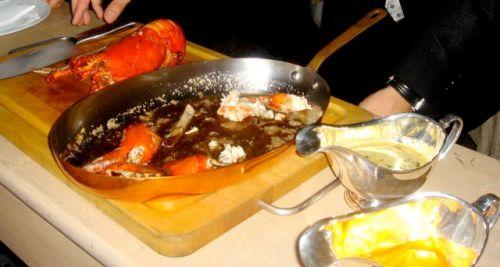 Ludo lobster