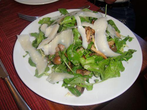 Mushroom salad - Riva