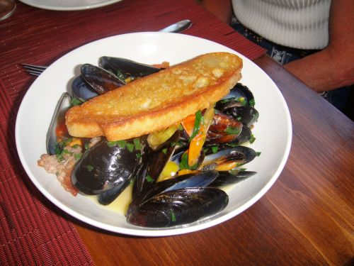 Mussels - Riva