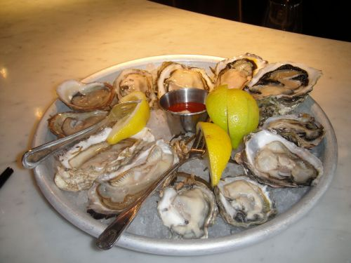 SM Oysters