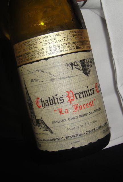 white wine - B