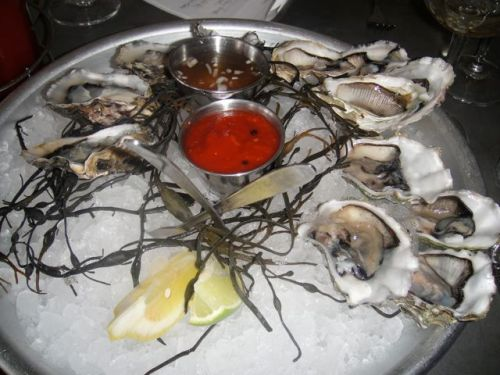 BP oysters