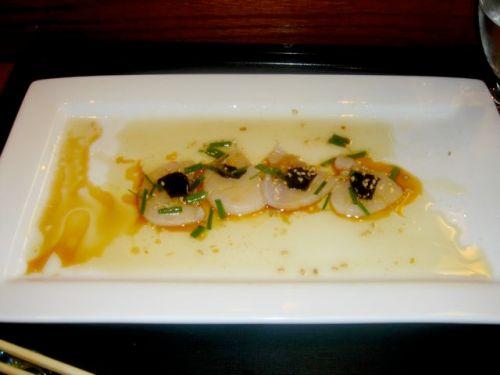 scallops - takao