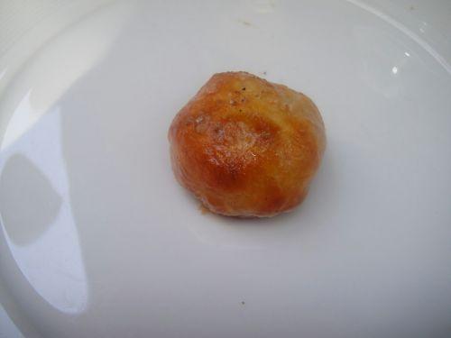 Spago bacon en croute