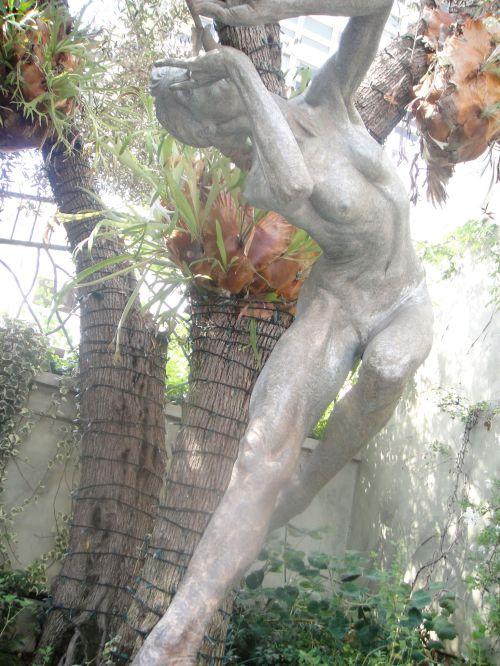 Spago garden 1