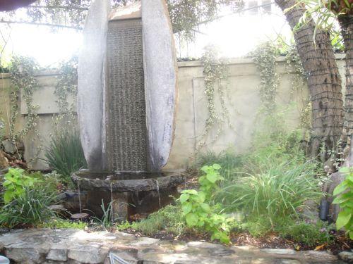 Spago garden