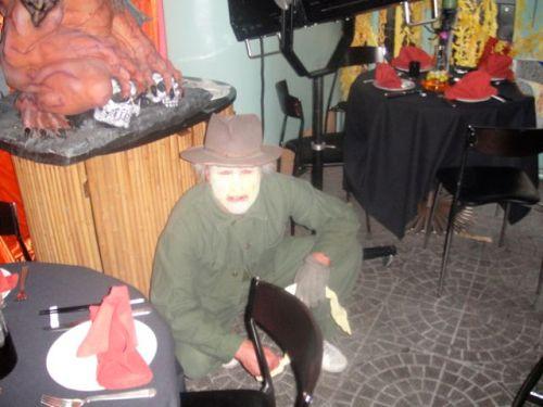 Joe- Halloween