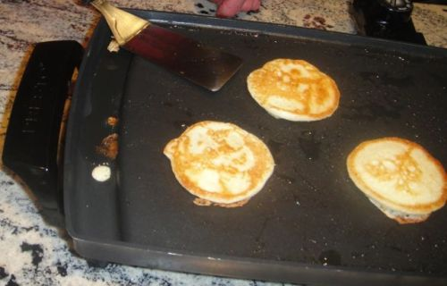 blinis cooking 2