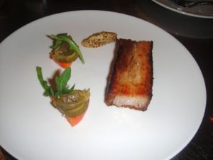 milo - pork belly