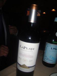 Val - last wine