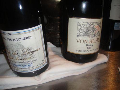 wines at Milo