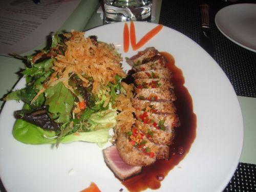 Chinois - tuna