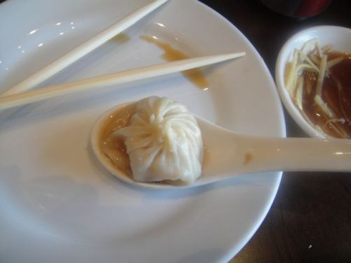 ROC dumpling ready to eat