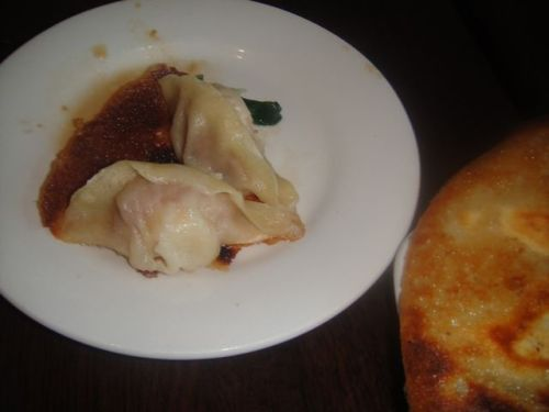 ROC underneath the dumpling