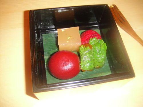 U - dessert