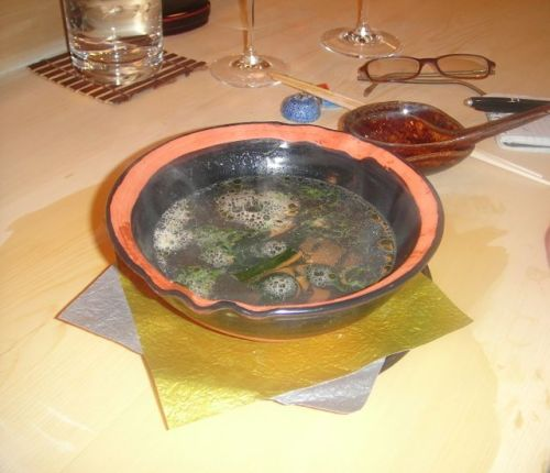U - Shabu broth