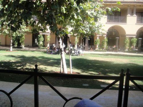 Bouchon garden