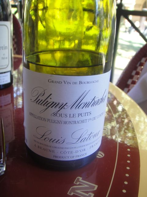 Bouchon white wine