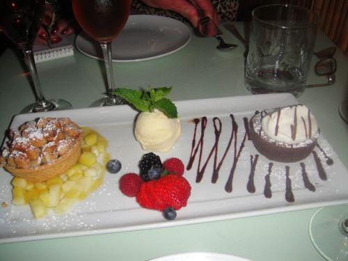 Chin - dessert