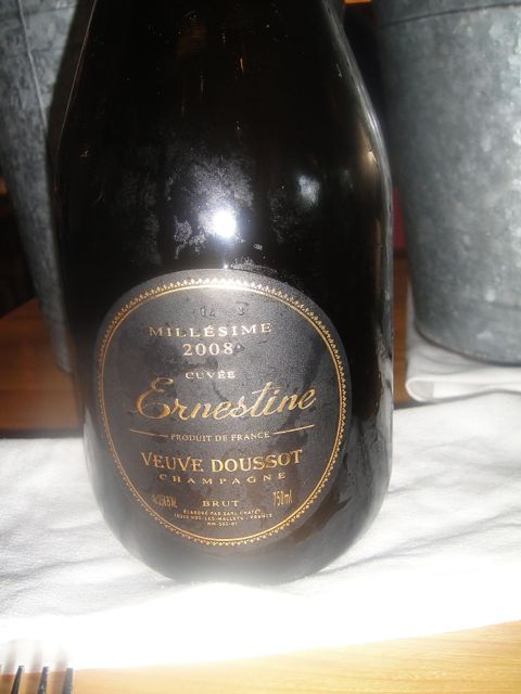 Connie - champagne