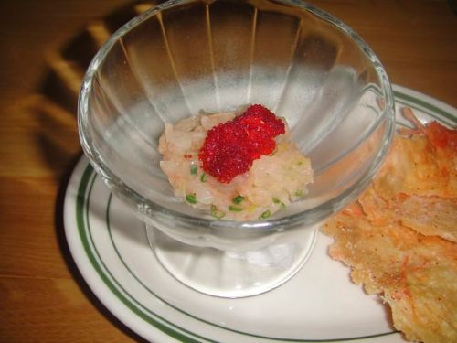 Connie- tartare use