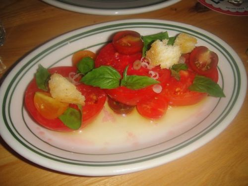 Connie- tomato salad better