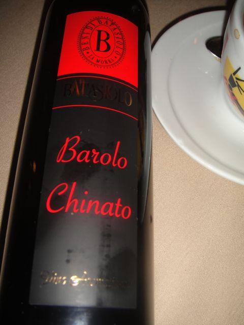 Vin Baroloa